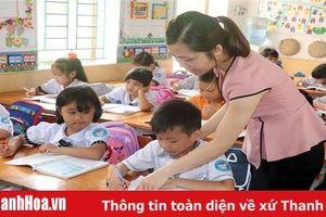 Công nhận 4 trường tiểu học đạt chuẩn quốc gia năm 2020