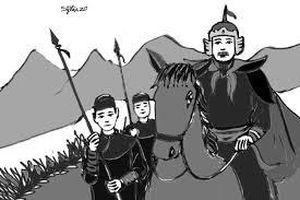 Việt Nam diễn nghĩa (Tập V - Kỳ 13)