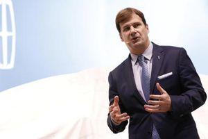 Kinh doanh 'gập ghềnh', Ford công bố CEO mới là chuyên gia tự động hóa