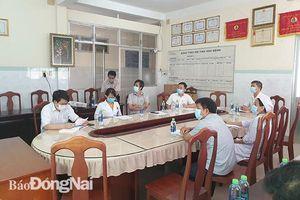 Hội chẩn điều trị 2 ca nhiễm Covid-19 tại Đồng Nai