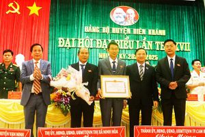 Đại hội Đảng bộ huyện Diên Khánh lần thứ XVII