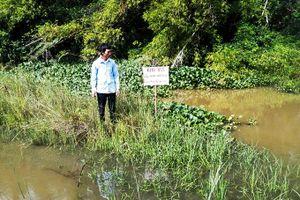 Bảo vệ an ninh nguồn nước