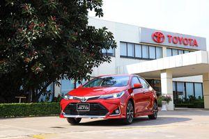 Toyota Corolla Altis cập bến thị trường Việt Nam: nâng cấp trang bị, giá bán không đổi