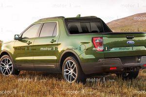 Xe bán tải cỡ nhỏ Ford Maverick - đàn em của Ranger – có gì đáng chú ý?