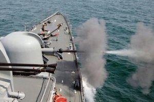 Nga nổ súng ngăn chiến hạm của NATO tiếp cận bán đảo Crimea