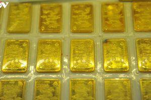 Giá vàng giữ vững mốc trên 59 triệu đồng/lượng