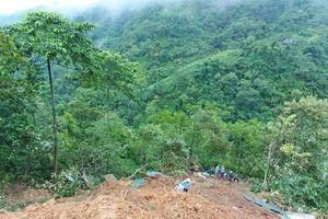 Hai vợ chồng người Dao tử vong trong vụ sạt lở đất tại Lào Cai