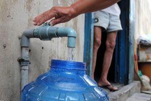 Những phường nào ở TP.HCM sắp bị cúp nước?
