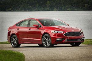 Ford Fusion bị 'khai tử' ngay tại quê nhà