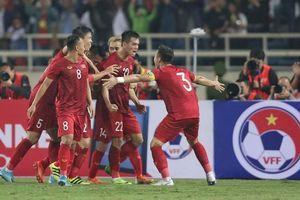 Chốt lịch thi đấu của đội tuyển Việt Nam tại Vòng loại World Cup 2022