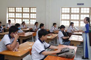 Ngày 14 và 15-8-2020: Trường nhận học sinh trúng tuyển bổ sung lớp 10