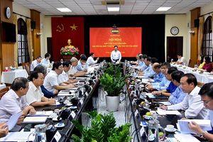 Bộ Ngoại giao tổ chức Hội nghị góp ý dự thảo văn kiện Đại hội XIII của Đảng