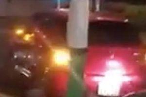 Hà Nội: Xe 'điên' lùi giữa ngã tư gây tai nạn liên hoàn rồi rồ ga bỏ chạy