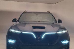 Lộ diện hình ảnh VinFast President: Mẫu xe SUV cao cấp nhất của VinFast
