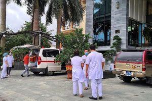 Hải Phòng phong tỏa khách sạn, nhà hàng bệnh nhân 751 từng tới