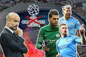Man City và giấc mơ Champions League