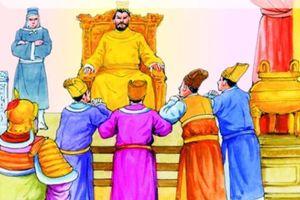 Dương Tam Kha chiếm đoạt ngai vàng và điềm báo một thời tranh loạn