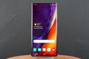 Những tính năng trên Galaxy Note20 Ultra mà iPhone có thể học hỏi