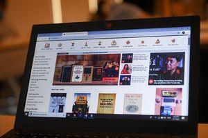 Hội sách trực tuyến đạt nhiều thành tựu nhưng doanh thu chưa cao