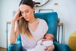 Nhiều phụ nữ Mỹ trầm cảm sau sinh trong mùa dịch