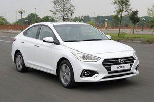 Giá xe ô tô hôm nay 7/8: Hyundai Accent dao động từ 426,1 - 542,1 triệu đồng