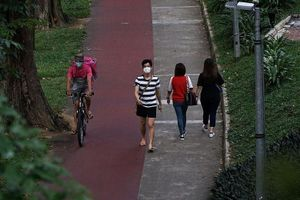 Singapore áp dụng bộ quy tắc ứng xử cho người đi bộ