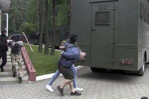 Belarus bắt 33 người Nga: Cảnh báo trả giá đắt từ Moskva