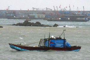 Chủ động ứng phó vùng áp thấp giữa Biển Đông