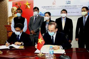 Ấn Độ giúp Việt Nam thành lập Trung tâm Đào tạo và Phát triển phần mềm chất lượng cao