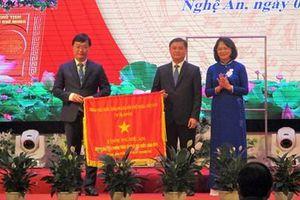 Đại hội Thi đua yêu nước tỉnh Nghệ An giai đoạn 2015 - 2020