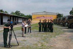 Hành trình chép sử bằng hình của các nghệ sĩ, chiến sĩ Điện ảnh Quân đội nhân dân