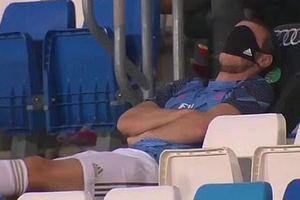 Zidane cho Bale 'thoải mái ngủ' trong trận quyết đấu ManCity