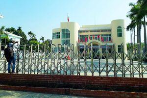 Nhiều sai phạm trong xây dựng cơ bản tại H. Phước Sơn