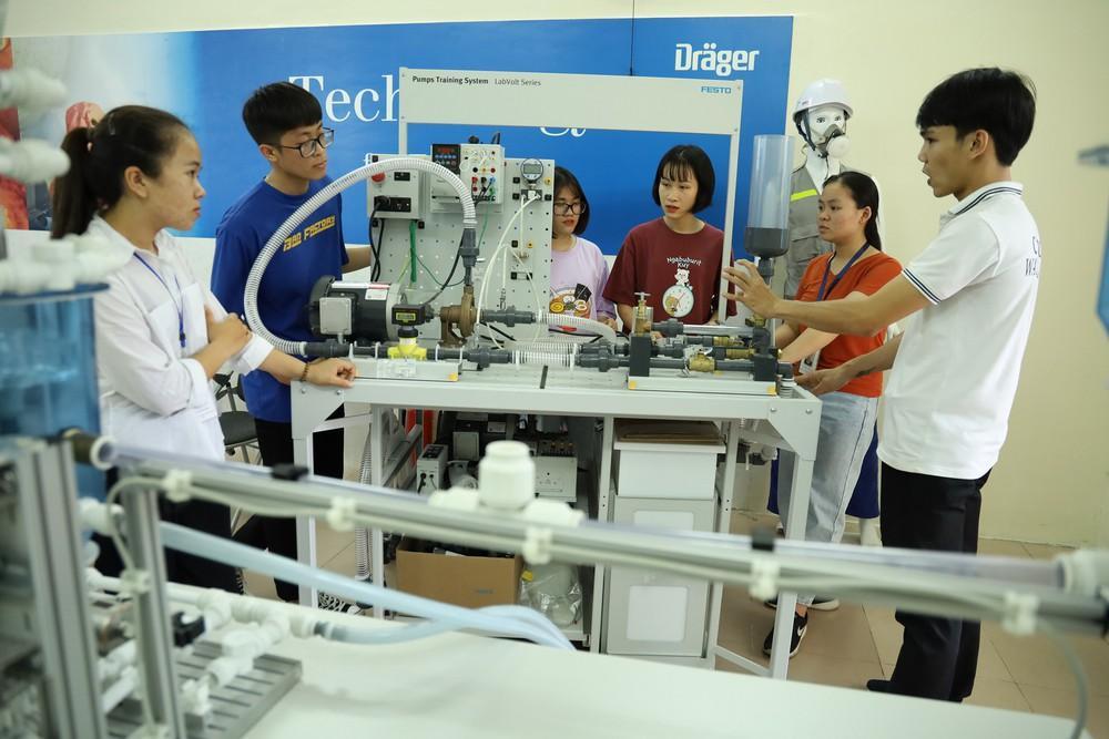 Ba sinh viên lọt vào Chung khảo tuyển chọn tham dự WorldSkills 2021