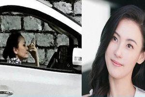 Con gái sống trong nhung lụa, Mẹ Trương Bá Chi lái taxi mưu sinh