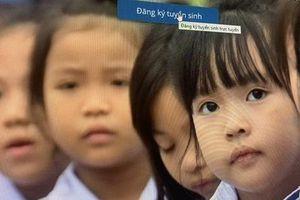Hà Nội: Hơn 600 trường THCS tuyển sinh lớp 6 trực tuyến