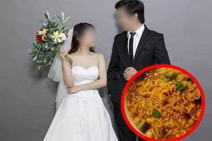 Hủy hôn vì một cốc mỳ tôm, câu chuyện đang làm mưa làm gió trên mạng xã hội