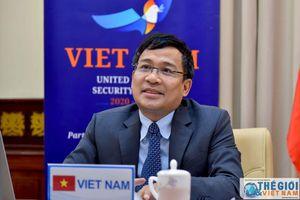 Thứ trưởng Ngoại giao Nguyễn Minh Vũ: Cần tăng cường hợp tác khu vực và quốc tế trong đấu tranh chống khủng bố