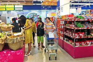 Tổng mức bán lẻ hàng hóa và doanh thu dịch vụ tiêu dùng tháng 7 tiếp tục khởi sắc