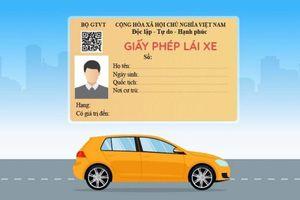 3 trường hợp tài xế sẽ bị tước bằng lái, phải học và thi lại