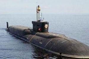 Va chạm tàu ngầm hạt nhân Nga – Mỹ