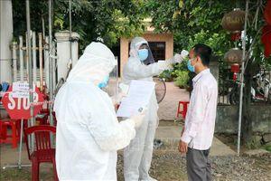 Lịch trình của 20 trường hợp bệnh nhân mắc COVID-19 ngày 6/8 tại Đà Nẵng