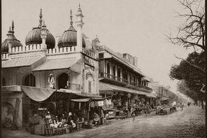 Những bức ảnh trắng đen đắt giá về Delhi của Ấn Độ ở thế kỷ 19