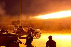 Căn cứ Mỹ bị tấn công bởi lực lượng vũ trang chưa xác định