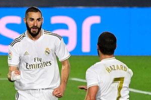 Đội hình 'trong mơ' kết hợp giữa Man City với Real: Ramos, Aguero vắng mặt