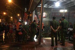 Hàng trăm người đang tìm kiếm người đàn ông nghi bị nước cuốn trôi ở Sơn La