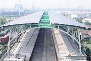 Cuối 2020, tiến độ xây dựng tuyến metro số 1 Bến Thành - Suối Tiên đạt 85%