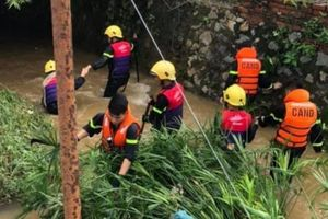 Tìm thấy thi thể người đàn ông bị nước cuốn trôi ở Sơn La