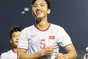 Văn Hậu tiết lộ mục tiêu chưa từng có cùng bóng đá Việt Nam