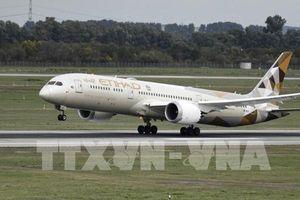 Dịch COVID-19: Hàng không Etihad Airways thua lỗ 758 triệu USD